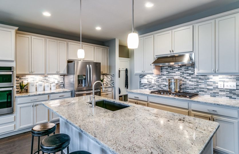 Kitchen featured in the Denali By Pulte Homes in Detroit, MI