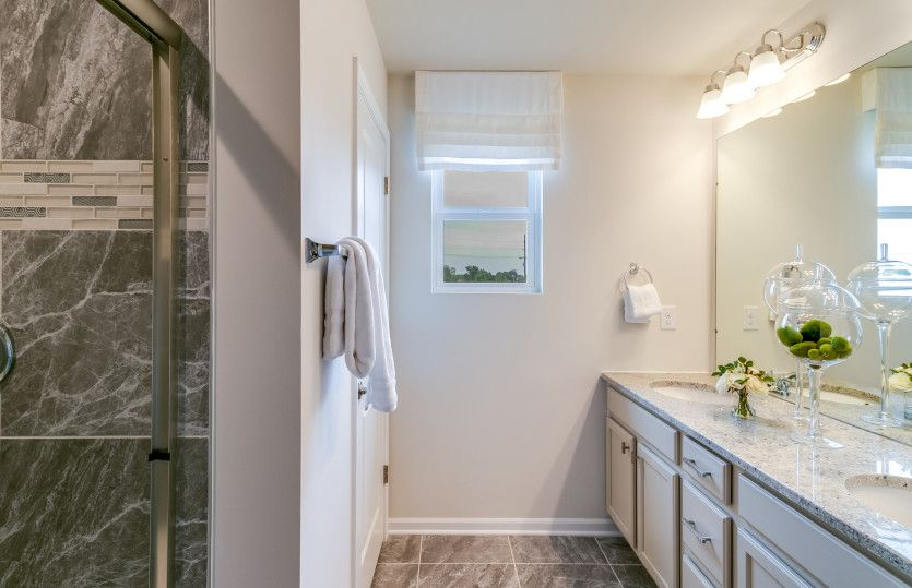 Bathroom featured in the Denali with Basement By Pulte Homes in Detroit, MI