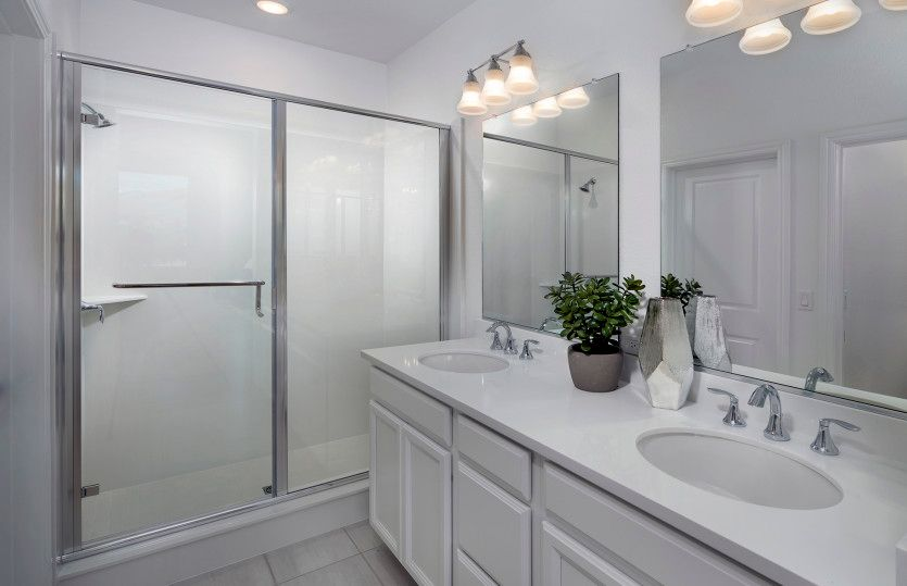 Bathroom featured in the Retreat Plan 1 By Pulte Homes in San Jose, CA