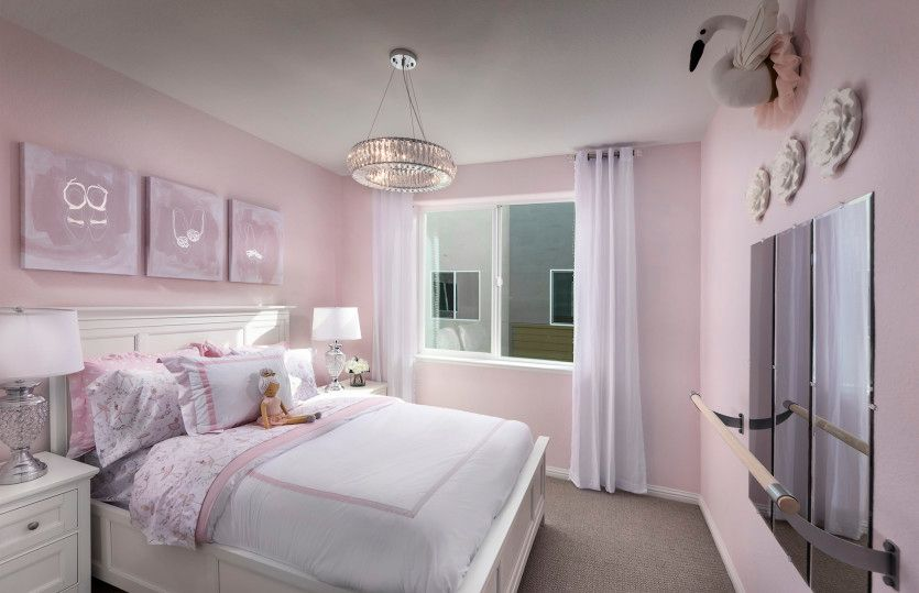 Bedroom featured in the Retreat Plan 1 By Pulte Homes in San Jose, CA