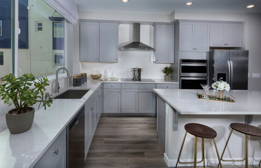 Kitchen featured in the Retreat Plan 2 By Pulte Homes in San Jose, CA