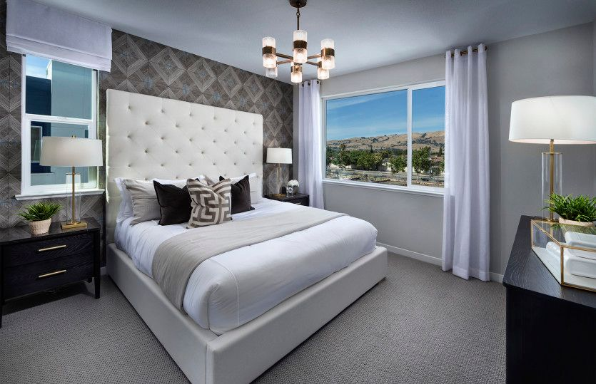 Bedroom featured in the Retreat Plan 2 By Pulte Homes in San Jose, CA