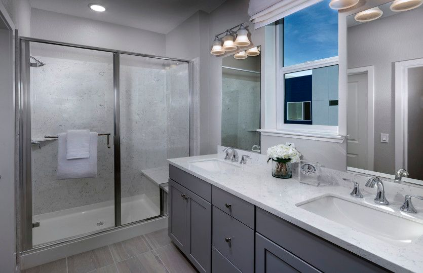 Bathroom featured in the Retreat Plan 2 By Pulte Homes in San Jose, CA