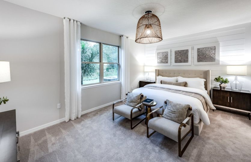 Bedroom featured in the Oasis By Pulte Homes in Tampa-St. Petersburg, FL