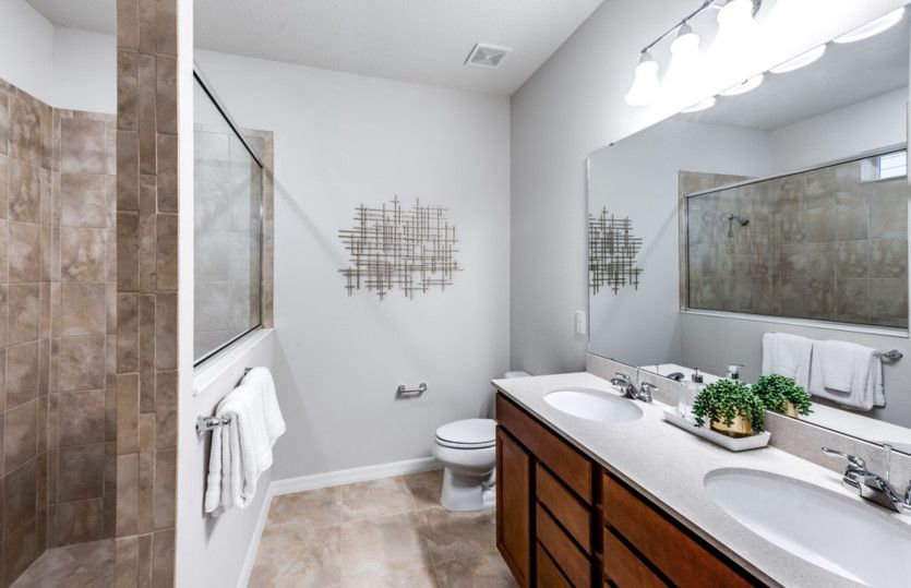 Bathroom featured in the Oasis By Pulte Homes in Tampa-St. Petersburg, FL