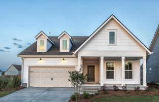 Bennett - RiverLights: Wilmington, North Carolina - Pulte Homes