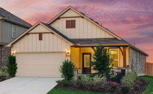 Sunfield by Pulte Homes in Austin Texas