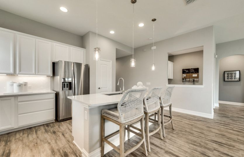 Kitchen featured in the Arlington By Pulte Homes in Fort Worth, TX