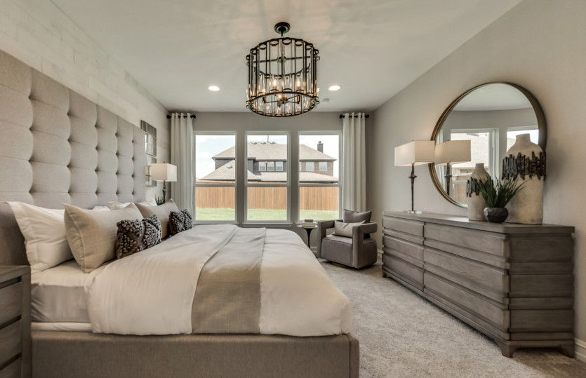 Bedroom featured in the Arlington By Pulte Homes in Austin, TX