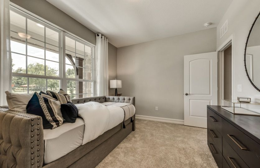 Bedroom featured in the Arlington By Pulte Homes in Fort Worth, TX