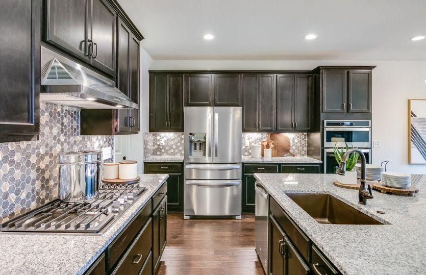 Kitchen featured in the Rainier with Basement By Pulte Homes in Detroit, MI