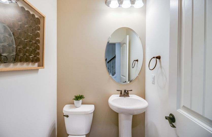 Bathroom featured in the Rainier By Pulte Homes in Detroit, MI