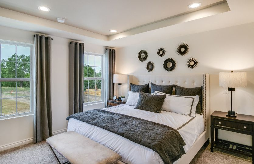 Bedroom featured in the Rainier By Pulte Homes in Detroit, MI