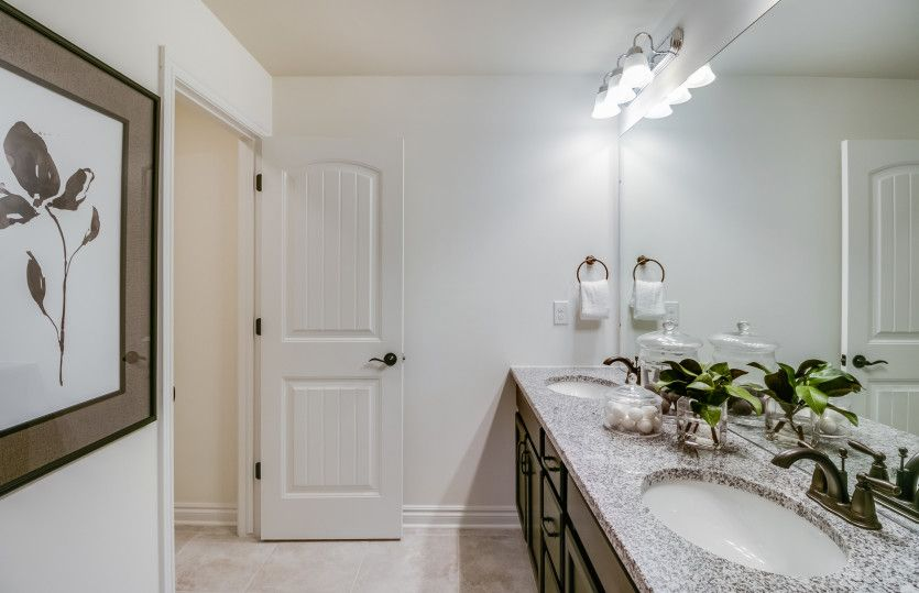Bathroom featured in the Rainier with Basement By Pulte Homes in Detroit, MI