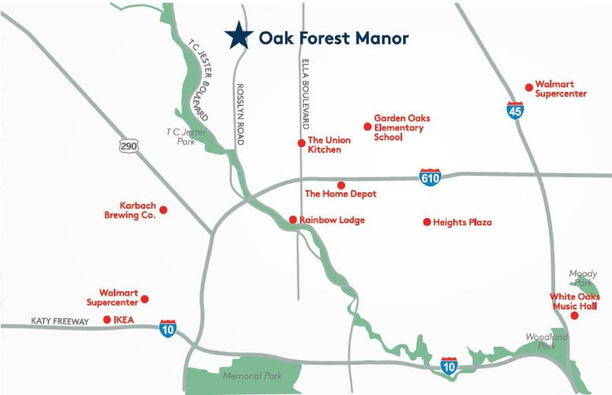 'Oak Forest Manor' by Pulte Homes - Texas - Houston Area in Houston