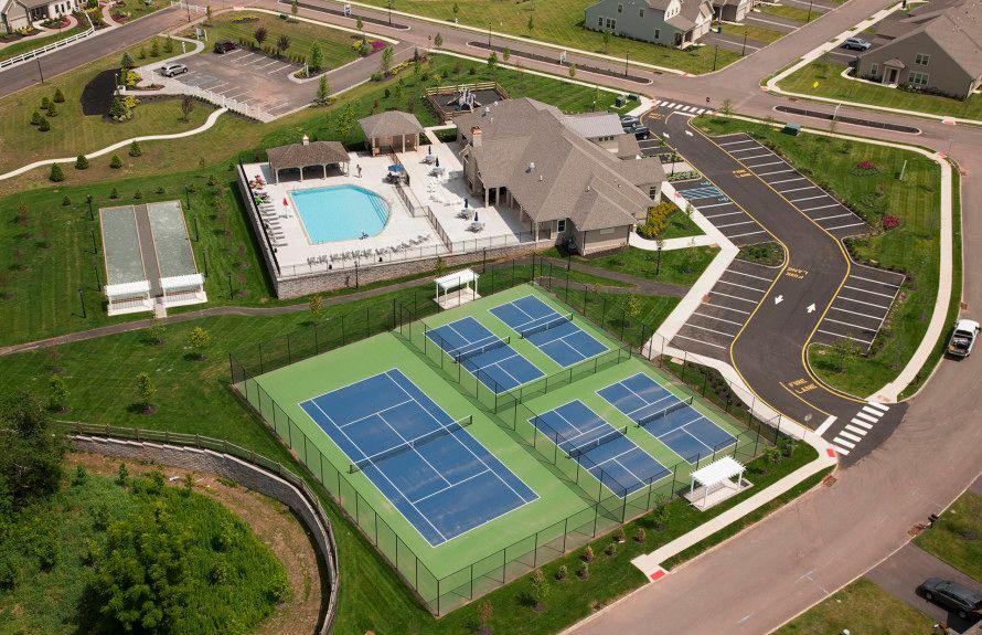 'Hunterdon Creekside' by Pulte Homes - New Jersey - Princeton in Hunterdon County