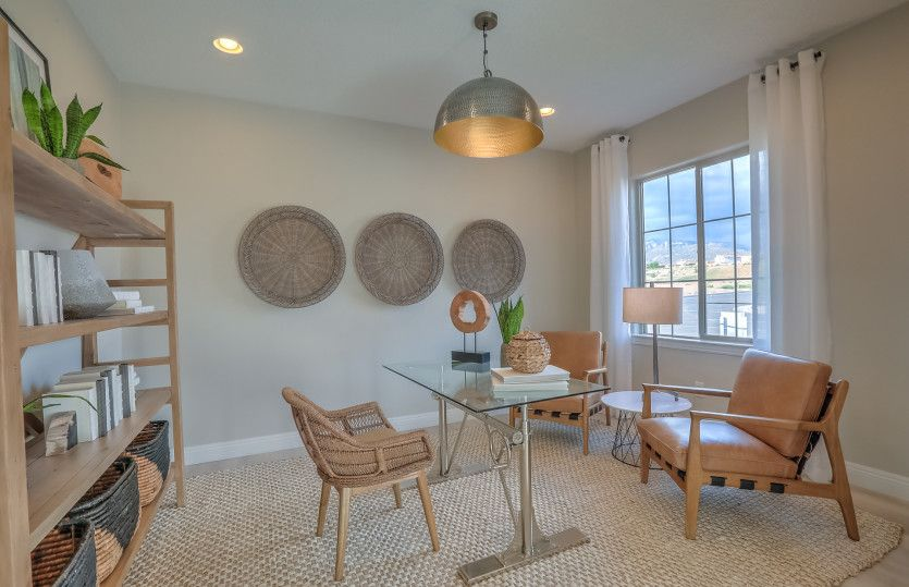 Living Area featured in the Yucca By Pulte Homes in Albuquerque, NM