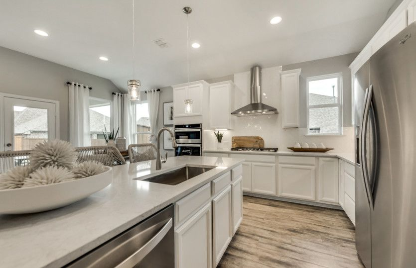 Kitchen featured in the Arlington - 3-Car Garage By Pulte Homes in San Antonio, TX