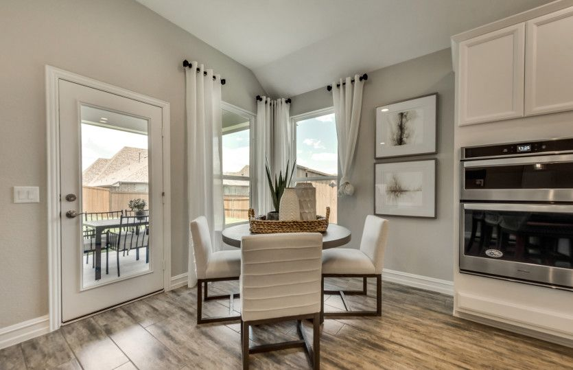 Kitchen featured in the Arlington By Pulte Homes in San Antonio, TX