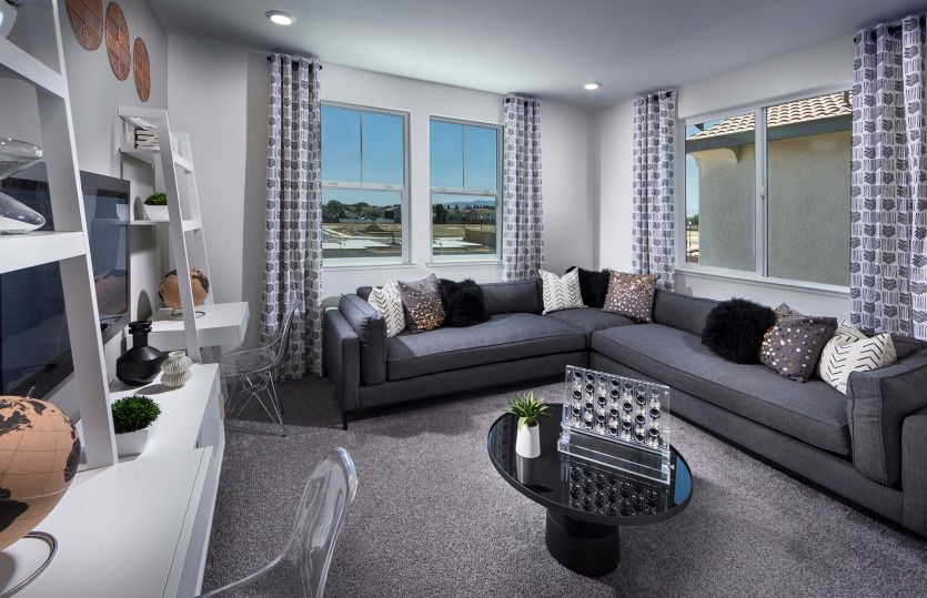 Living Area featured in the Fifth Avenue By Pulte Homes in Oakland-Alameda, CA