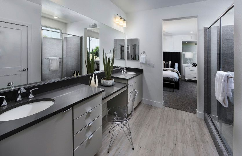Bathroom featured in the Fifth Avenue By Pulte Homes in Oakland-Alameda, CA