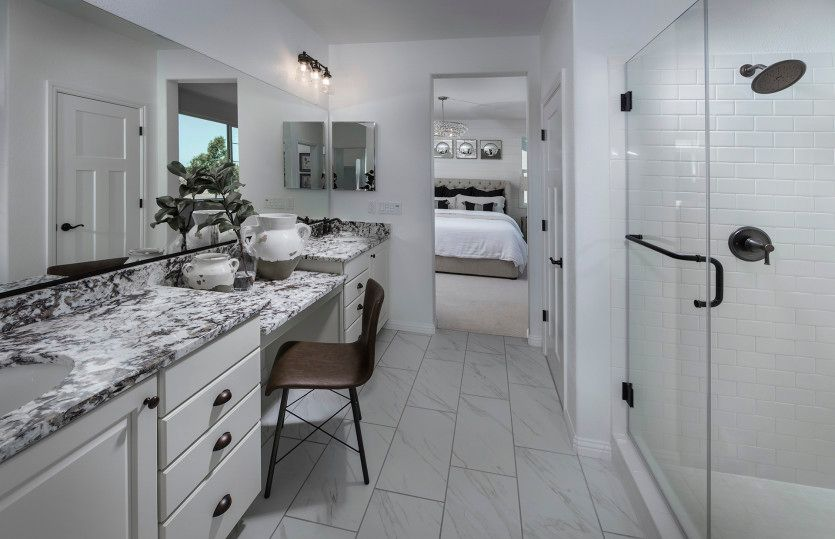 Bathroom featured in the Boardwalk By Pulte Homes in Oakland-Alameda, CA