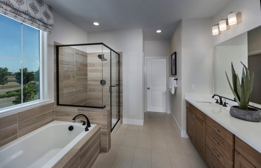 Bathroom featured in the Lakeview By Pulte Homes in Oakland-Alameda, CA