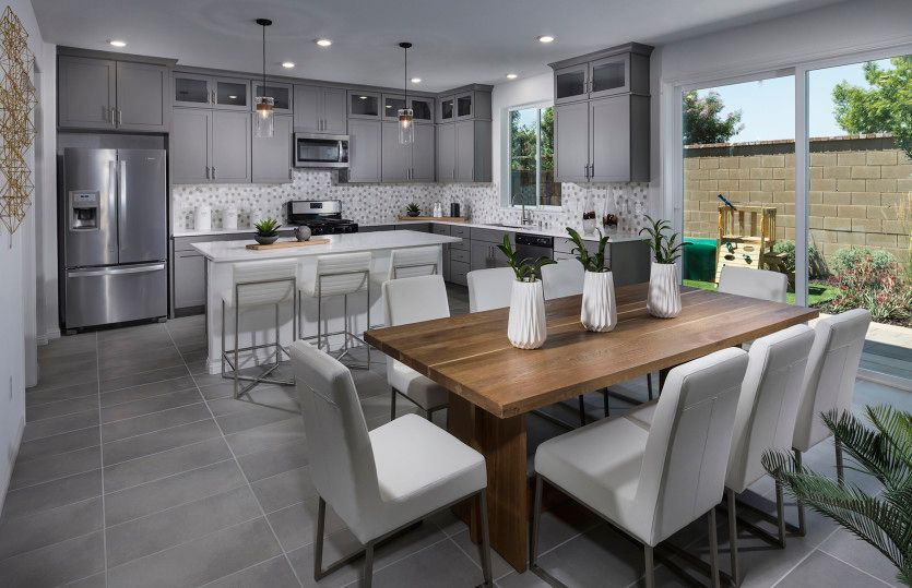 Kitchen featured in the Ellensburg By Pulte Homes in Stockton-Lodi, CA