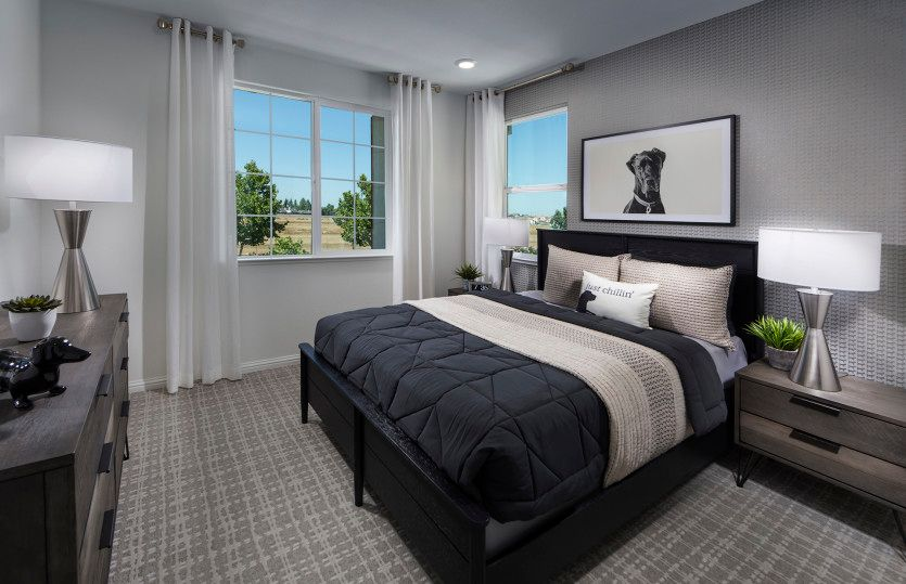 Bedroom featured in the Ellensburg By Pulte Homes in Oakland-Alameda, CA