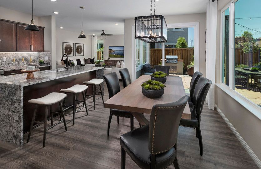 Kitchen featured in the Quincy By Pulte Homes in Oakland-Alameda, CA