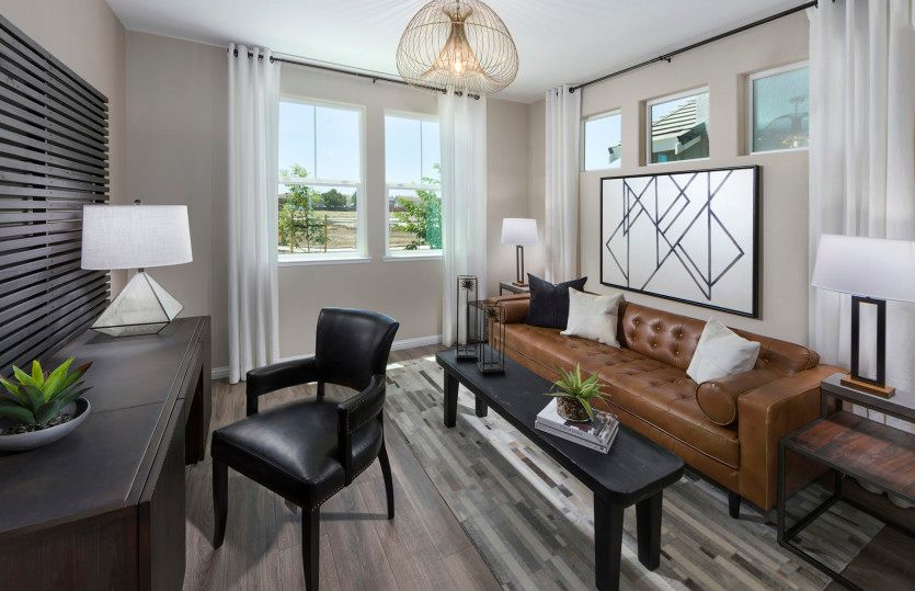 Living Area featured in the Quincy By Pulte Homes in Oakland-Alameda, CA