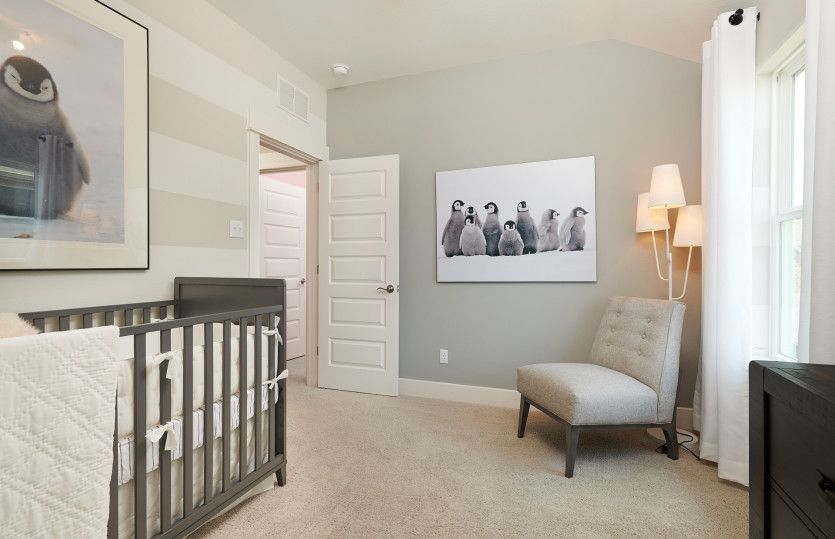 Bedroom featured in the Lochridge By Pulte Homes in Austin, TX