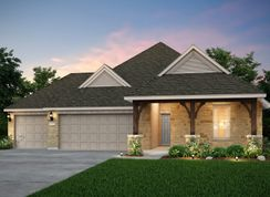 Arlington - 3-Car Garage - The Overlook at Cielo Ranch: Boerne, Texas - Pulte Homes