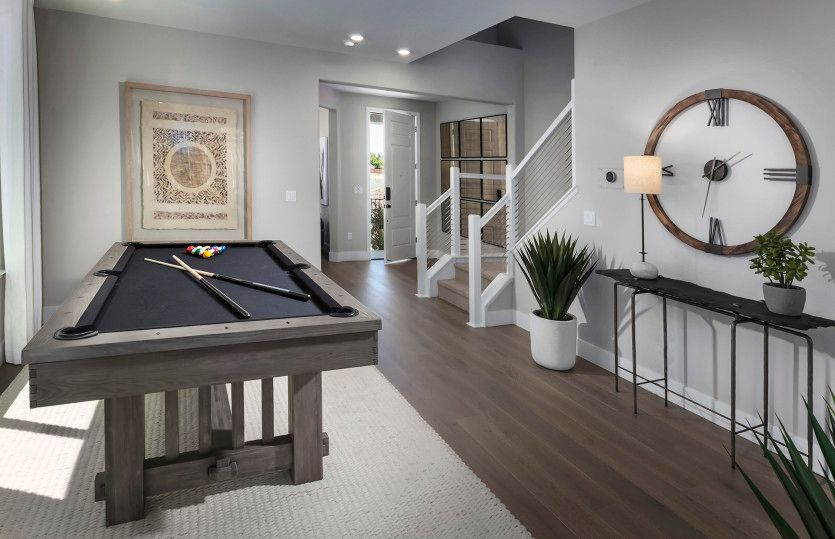 Living Area featured in the Roslyn By Pulte Homes in Oakland-Alameda, CA