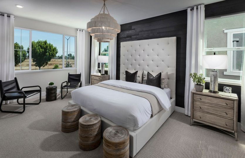Bedroom featured in the Roslyn By Pulte Homes in Stockton-Lodi, CA