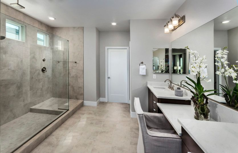 Bathroom featured in the Roslyn By Pulte Homes in Stockton-Lodi, CA