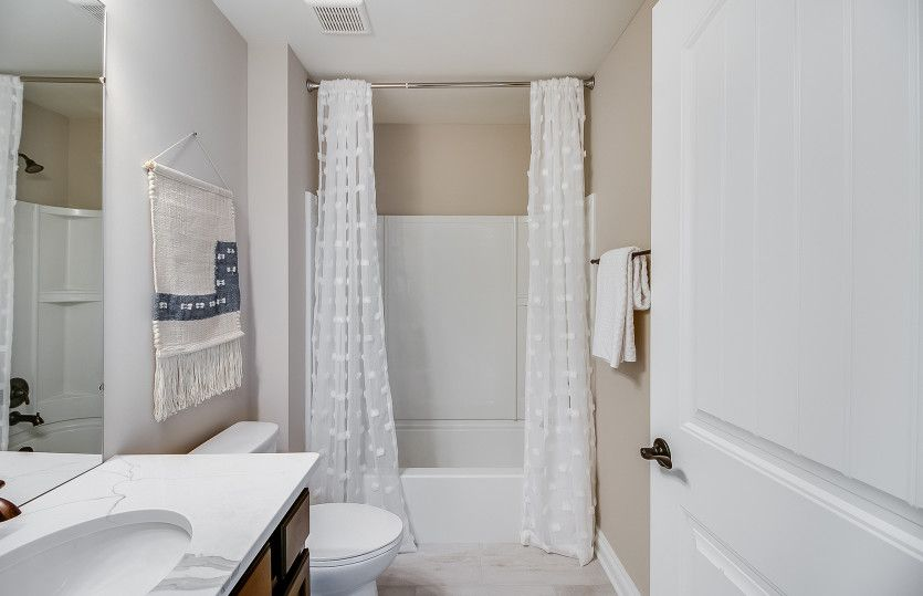 Bathroom featured in the Bedrock By Pulte Homes in Charlotte, NC