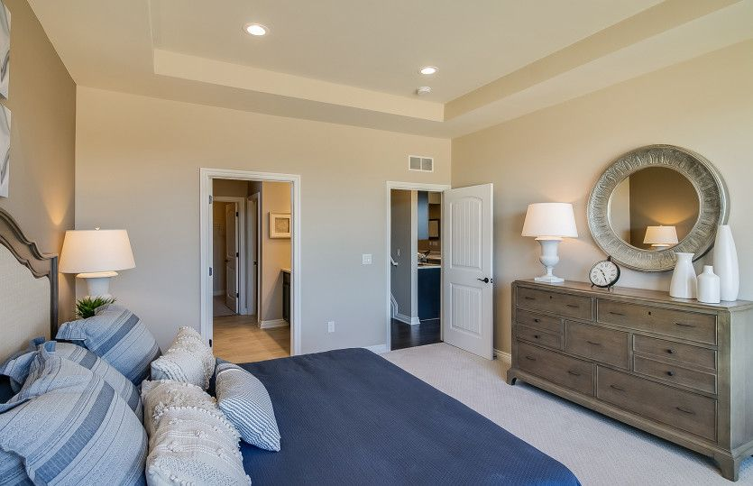 Bedroom featured in the Bedrock By Pulte Homes in Charlotte, NC