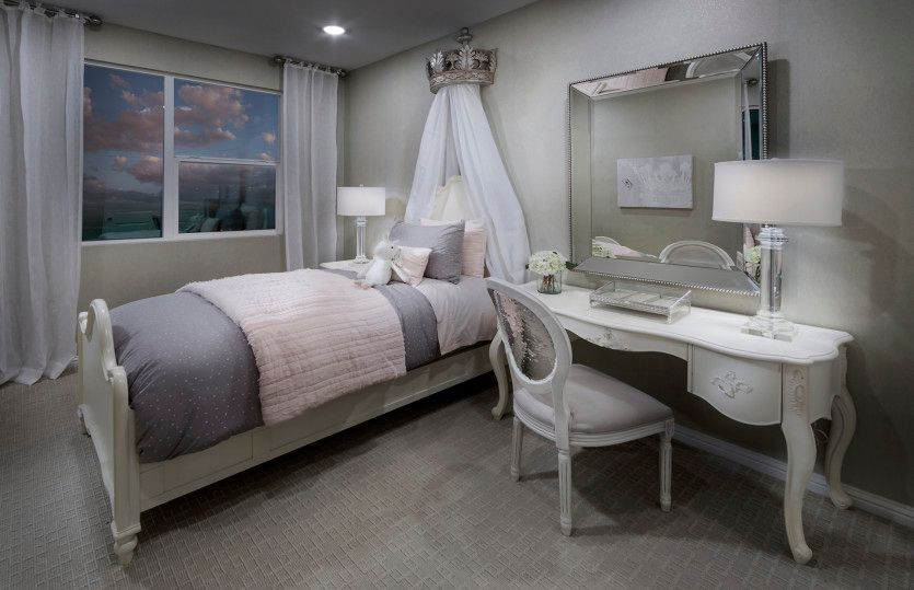 Bedroom featured in the Residence 3X By Pulte Homes in Los Angeles, CA