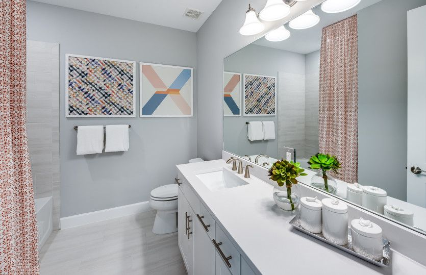 Bathroom featured in the Dockside By Pulte Homes in Fort Myers, FL