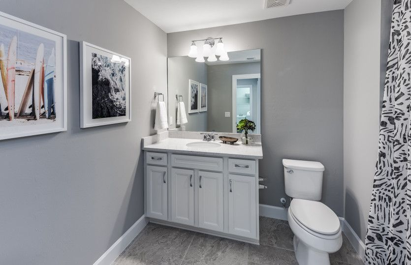Bathroom featured in the Driftwood By Pulte Homes in Naples, FL