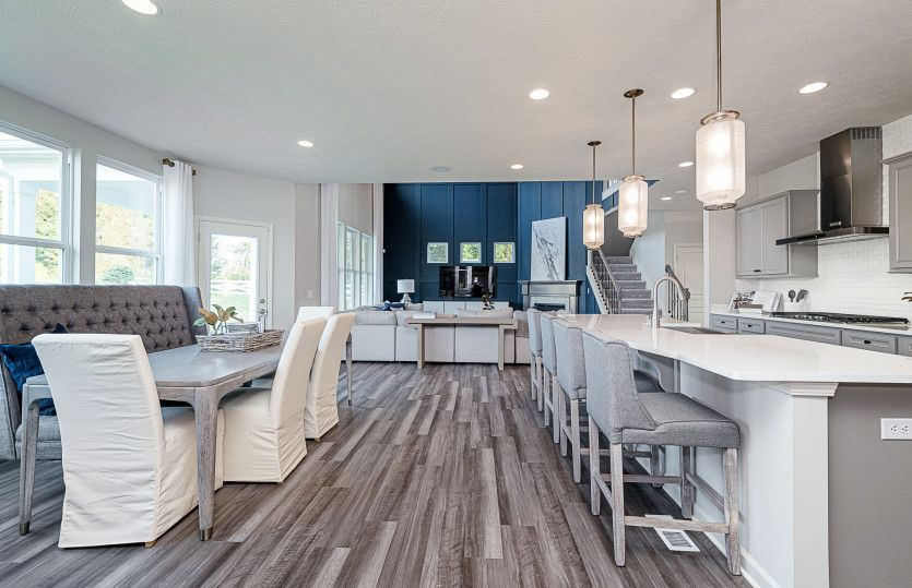 Living Area featured in the Castleton By Pulte Homes in Indianapolis, IN