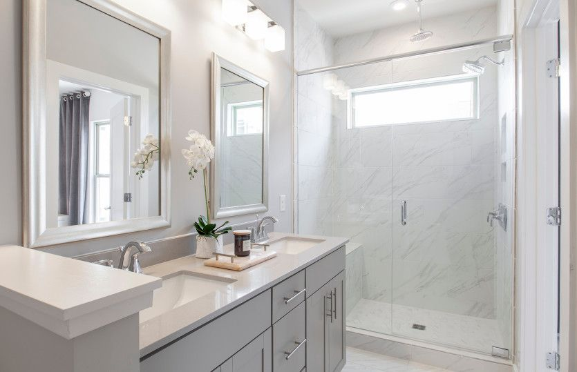 Bathroom featured in the Teravista By Pulte Homes in Charlotte, NC