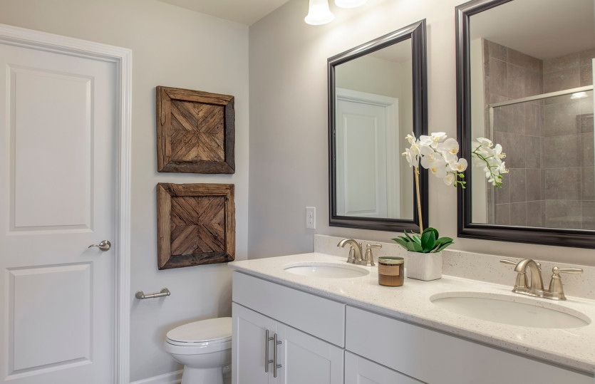 Bathroom featured in the Grisham By Pulte Homes in Charlotte, SC