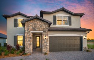 Citrus Grove - Eagle Reserve: Fort Myers, Florida - Pulte Homes