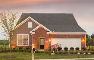 Ascend - Hyatts Crossing: Powell, Ohio - Pulte Homes