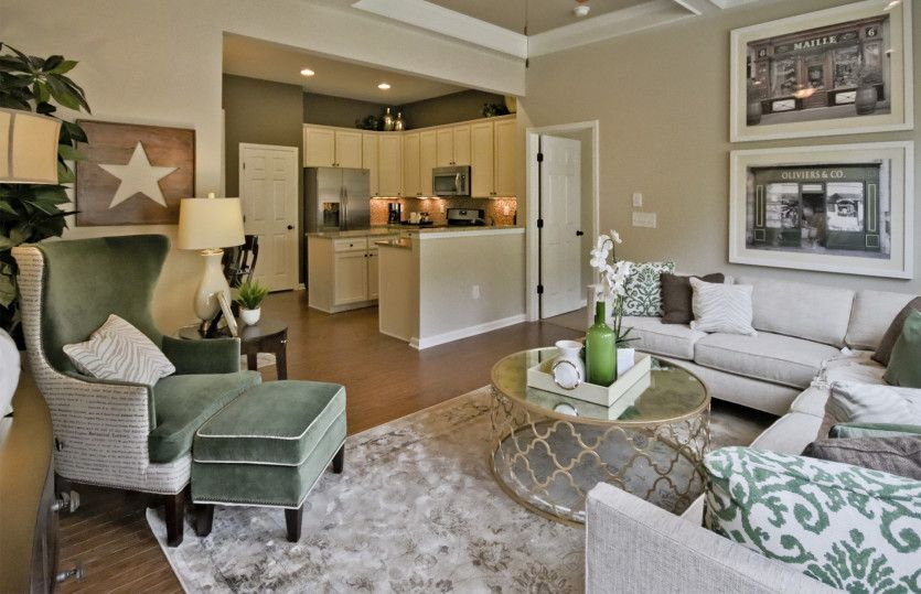 Living Area featured in the Stanton By Pulte Homes in Charlotte, NC