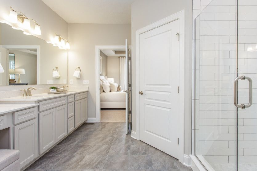 Bathroom featured in the Ascend By Pulte Homes in Cleveland, OH