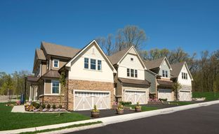 Enclave at Mountain Lakes by Pulte Homes in Morris County New Jersey