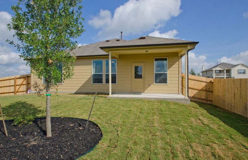 Exterior featured in the Serenada By Pulte Homes in Fort Worth, TX